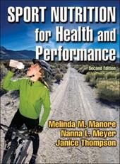 Sport Nutrition for Health and Performance 2671134