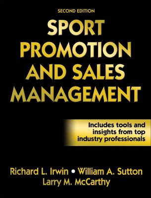 Sport Promotion and Sales Management 9780736064774