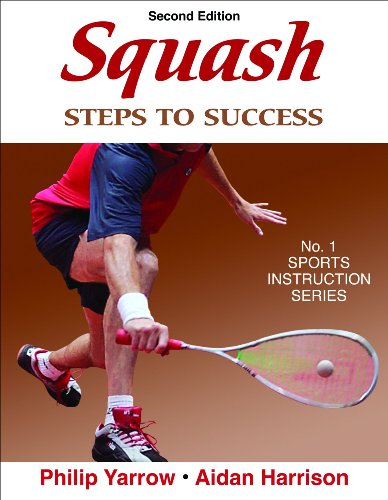 Squash: Steps to Success 9780736080019