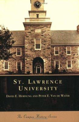 St. Lawrence University 9780738539348