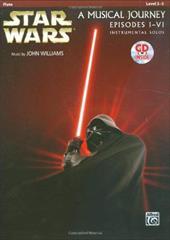 Star Wars Instrumental Solos (Movies I-VI): Flute, Book & CD 2706559