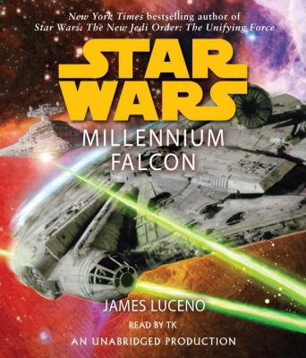 Star Wars Millennium Falcon 9780739377130