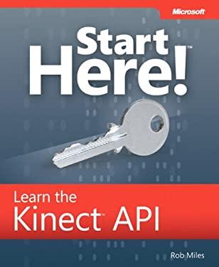 Learn Microsoft Kinect API 9780735663961