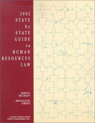 State by State Guide to Human Resources Law 9780735531659