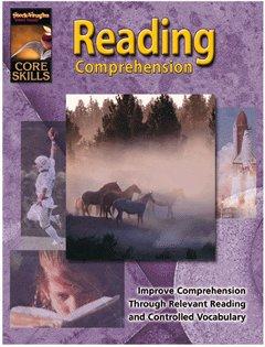Steck-Vaughn Core Skills: Reading Comprehension: Reading Comprehension Workbook Grade 8 9780739870396