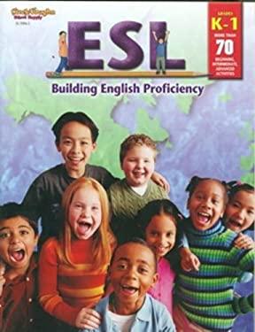 Steck-Vaughn ESL/Ell: Student Edition Grade K - 1 9780739870969