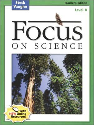 Steck-Vaughn Focus on Science: Teacher's Guide Level D 2004 9780739891537