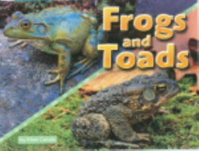 Steck-Vaughn Shutterbug Books: Leveled Reader Grades K - 1 Frogs and Toads, Science 9780739859230