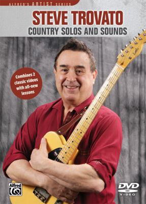 Steve Trovato: Country Solos and Sounds 9780739076989