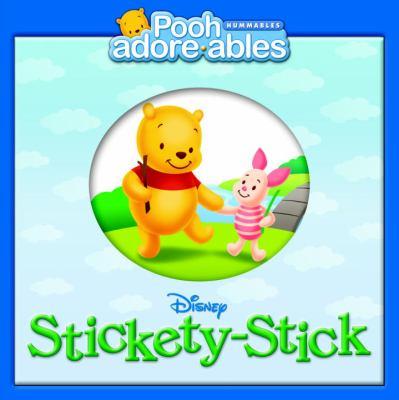 Stickety-Stick 9780736422819