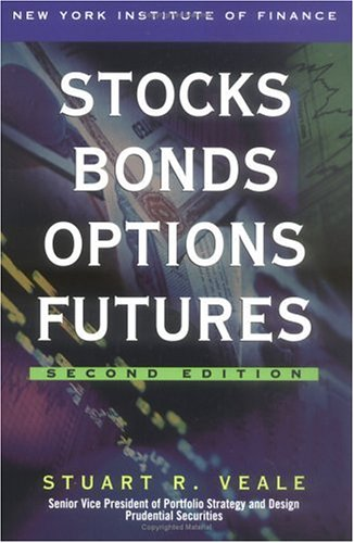 Stocks, Bonds, Options, Futures 9780735201750
