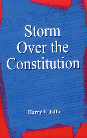 Storm Over the Constitution 9780739100417