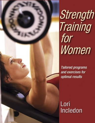 Strength Training for Women 9780736052238