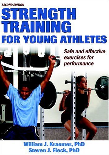 Strength Training for Young Athletes - 2e 9780736051033