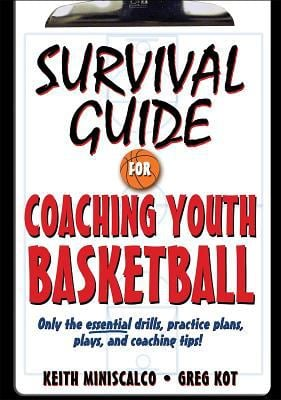 Survival Guide for Coaching Youth Basketball 9780736073837