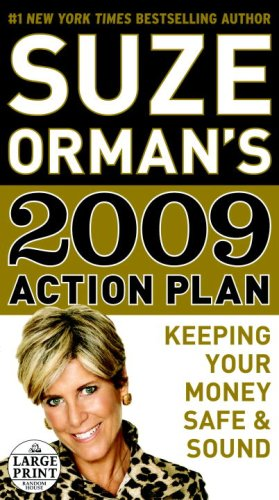 Suze Orman's 2009 Action Plan 9780739328590