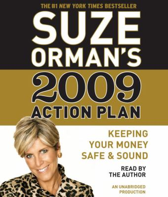 Suze Orman's 2009 Action Plan: Keeping Your Money Safe & Sound 9780739384480