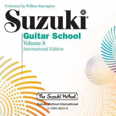Suzuki Guitar School 9780739046203