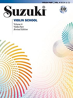 Suzuki Violin School: Violin Part [With CD (Audio)] 9780739054642