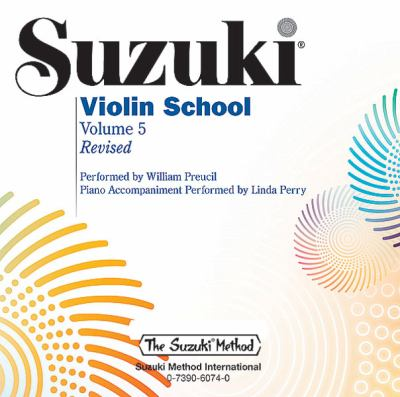Suzuki Violin School 9780739060742