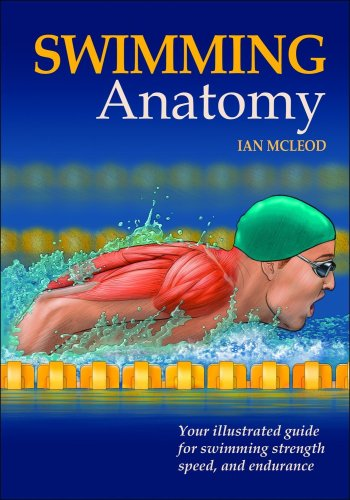 Swimming Anatomy 9780736075718