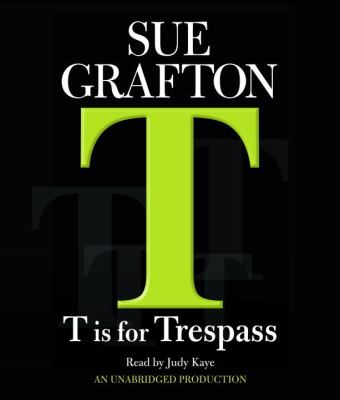 T Is for Trespass 9780739323151