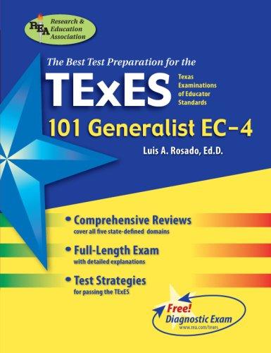 TExES 101 Generalist EC-4 9780738601663