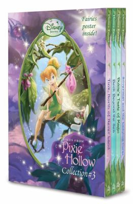 Tales from Pixie Hollow Collection #3 9780736425490