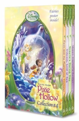 Tales from Pixie Hollow Collection #4 [With Poster] 9780736426374