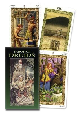 Tarot of Druids Cards 9780738705170