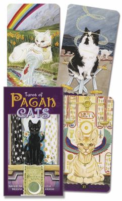Tarot of Pagan Cats 9780738726700
