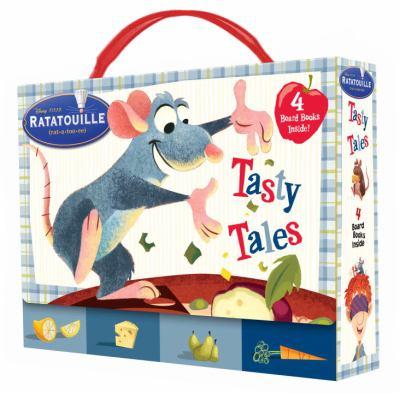 Tasty Tales 9780736424844