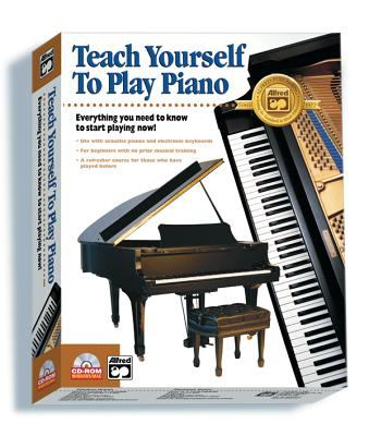 Teach Yourself to Play Piano 9780739007129
