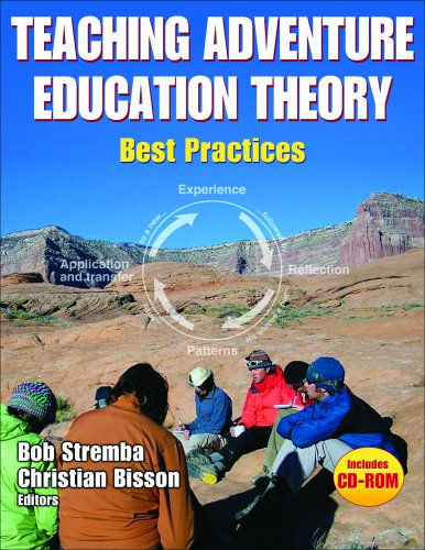Teaching Adventure Education Theory: Best Practices 9780736071260