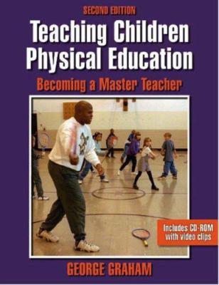 Teaching Children Physical Education 9780736062350