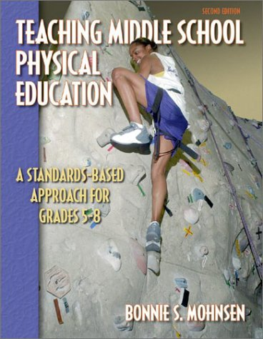 Teaching Middle School Physical Education: 9780736043816