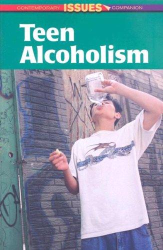 Teen Alcoholism 9780737734836