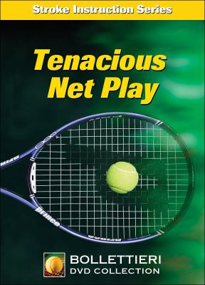 Tenacious Net Play DVD 9780736069939