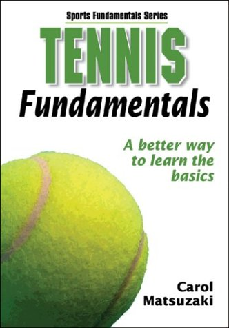 Tennis Fundamentals 9780736051514