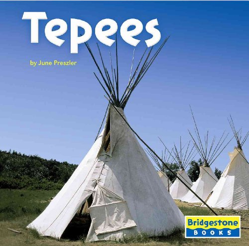 Tepees 9780736837279
