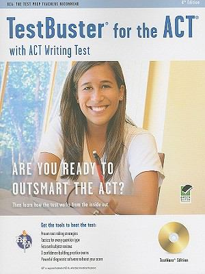TestBuster for the ACT: TestWare Edition: With ACT Writing Test [With CDROM] 9780738609218