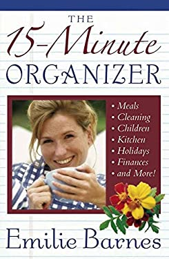 The 15-Minute Organizer 9780736904506