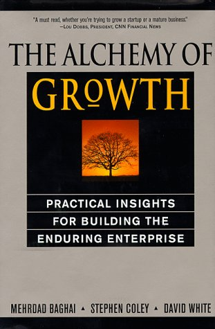 The Alchemy of Growth 9780738203096