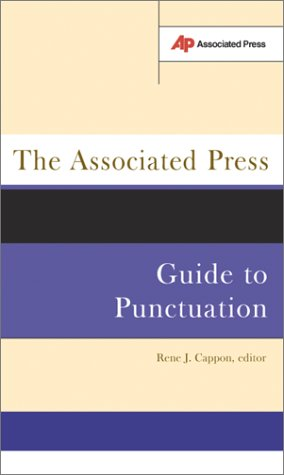 The Associated Press Guide to Punctuation 9780738207858