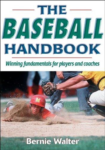 The Baseball Handbook 9780736039857