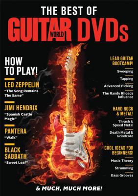 The Best of Guitar World DVDs 9780739083123