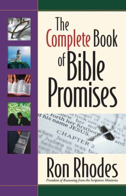 The Complete Book of Bible Promises 9780736912068