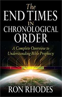 The End Times in Chronological Order 9780736937788