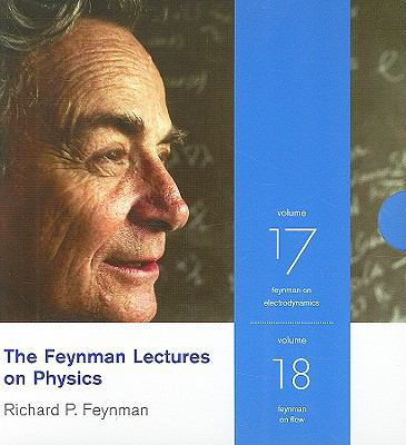 The Feynman Lectures on Physics, Volumes 17 & 18 9780738209326