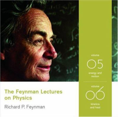The Feynman Lectures on Physics Volumes 5-6 9780738202839